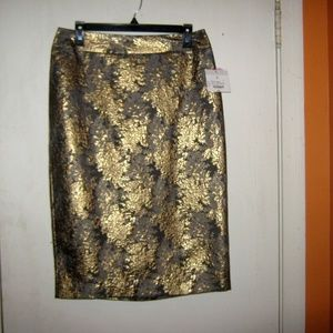 Liz Claiborne Mystic Nomad Career Skirt